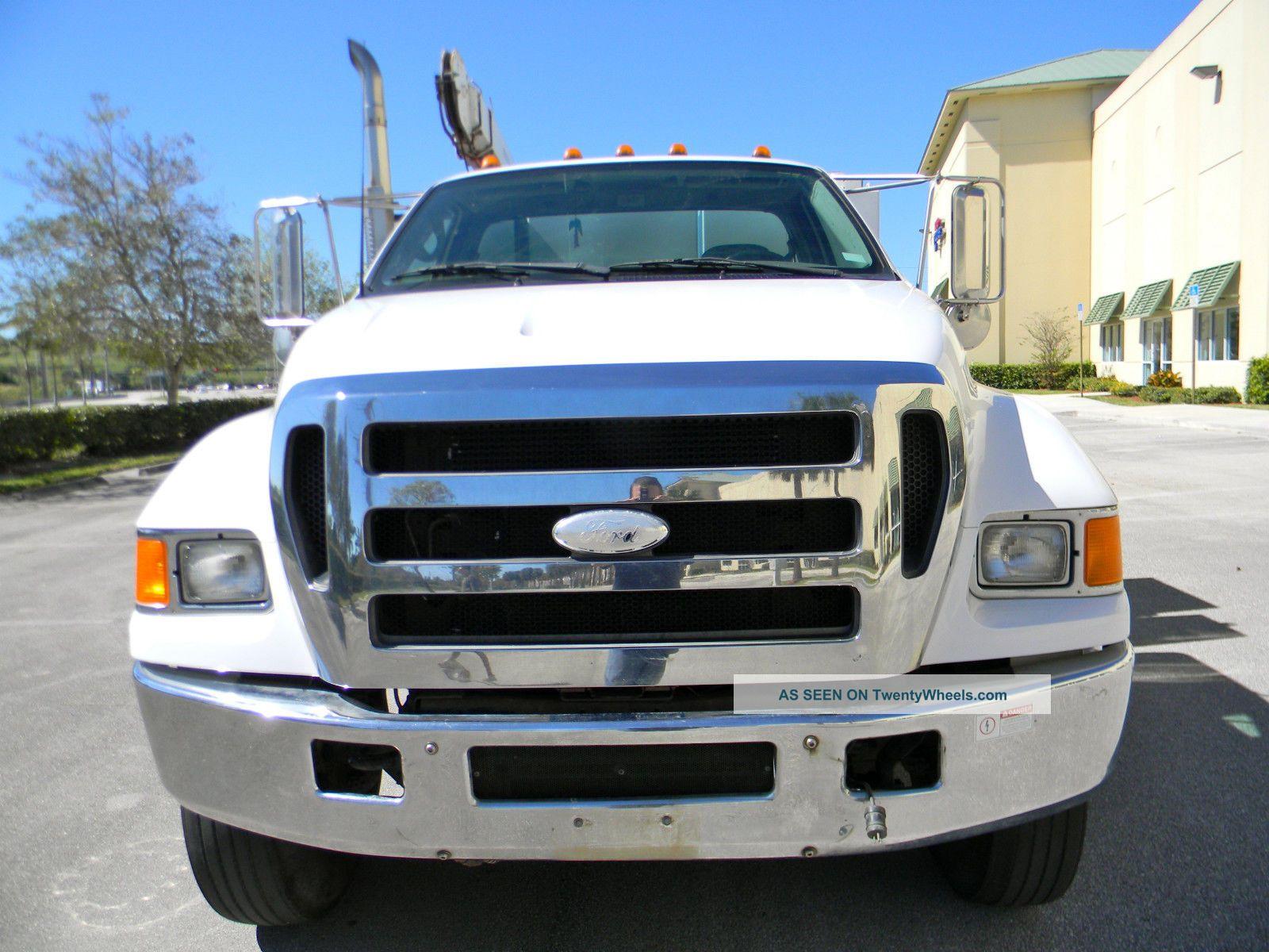 2006 Ford F 750 Xlt Duty