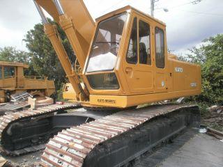 Kato Excavator photo