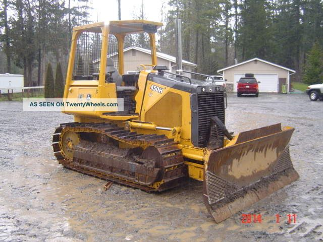 John Deere Hlt Fresh Tracks Dozer Lgw