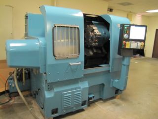 Mori Seiki Sl - 2 (sl - 2a) Cnc Lathe With Control photo