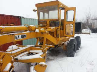1969 Galion 160 Grader photo
