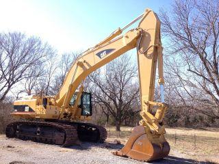 2004 Caterpillar 365bl Excavator; Q/c,  Very Good Condition; 7793 Hrs photo