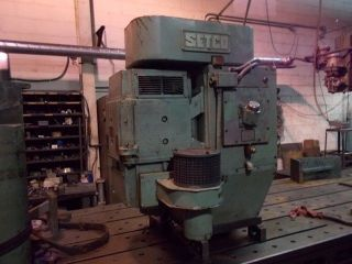 Setco 50 H.  P.  Milling Head photo