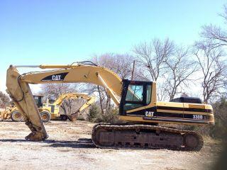 2002 Caterpillar 330bl Excavator; Quick - Coupler photo