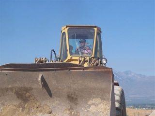 Fiat Allis 745c Wheel Loader Wheelloader Construction Heavy Equipment photo