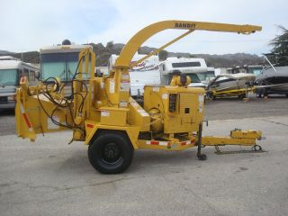 Bandit Xp250 Perkins Diesel115 Hp Only 684 Hours,  12 Inch Disc System Ec Ca City photo