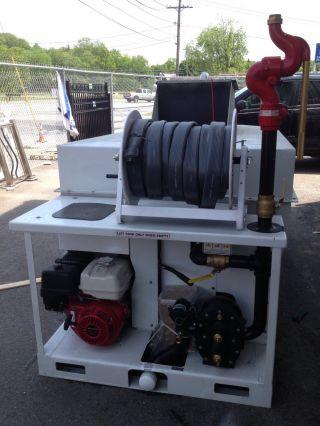 Turfmaker 550 Hydroseeder photo