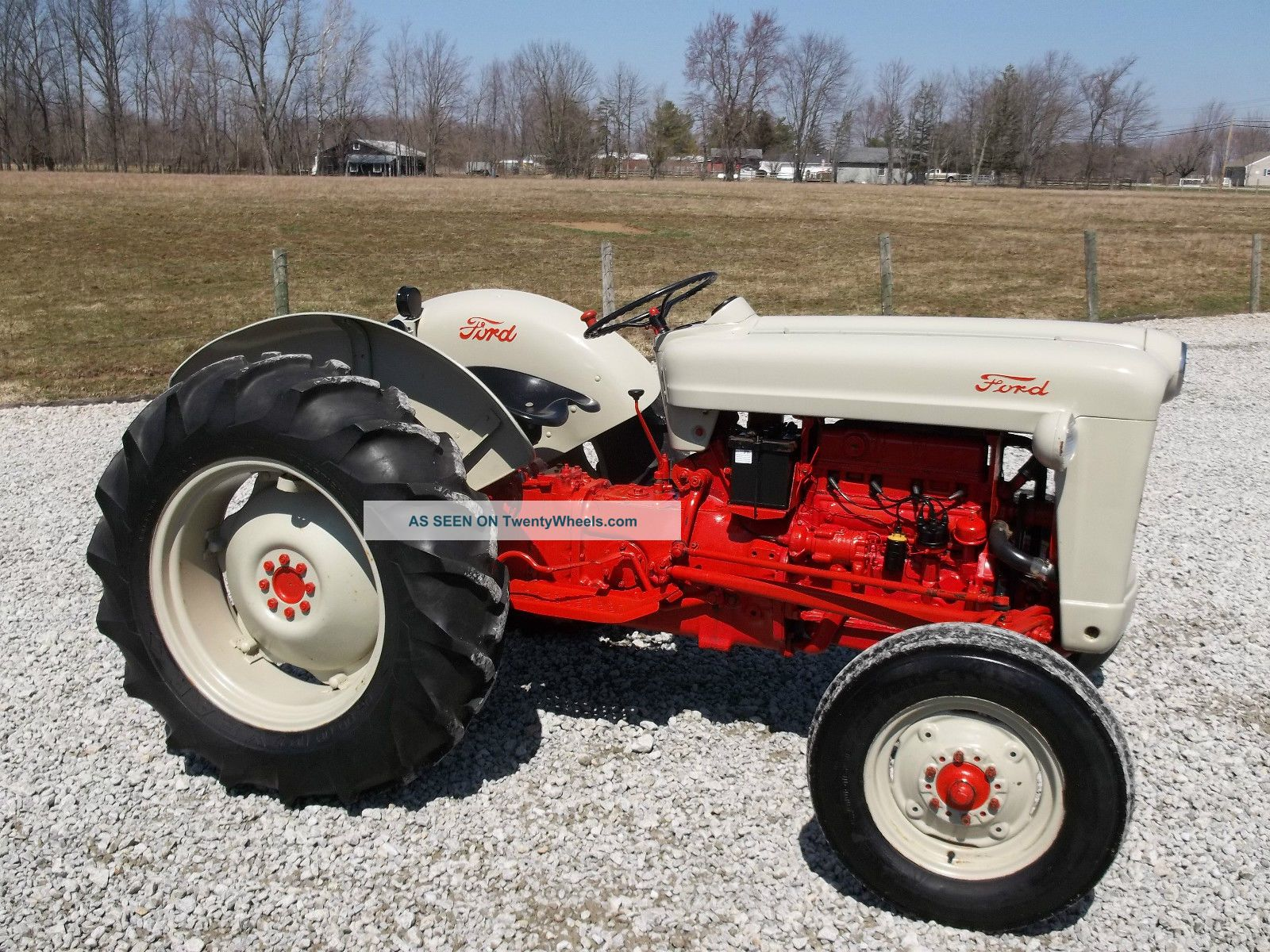 Ford Tractor 800 Series Specifications : Ford tractor specification