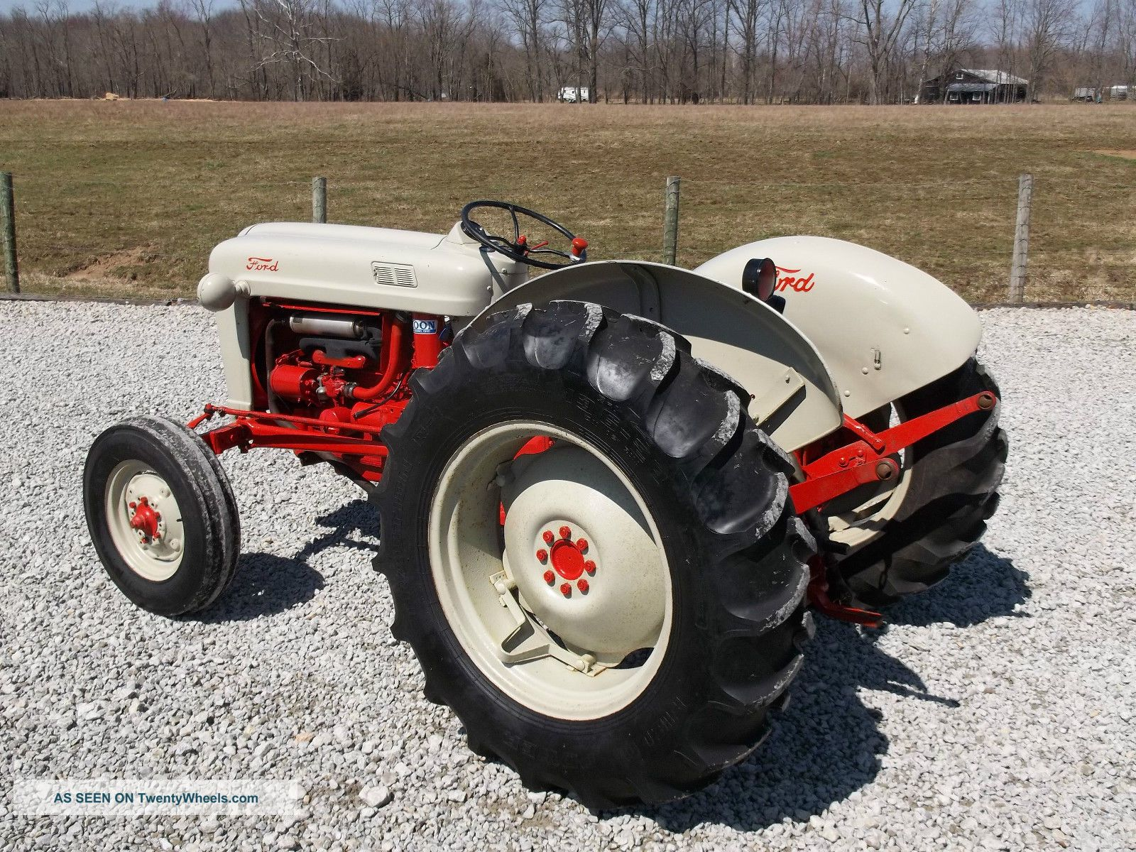 Ford Tractor 800 Series Specifications : Ford model tractor