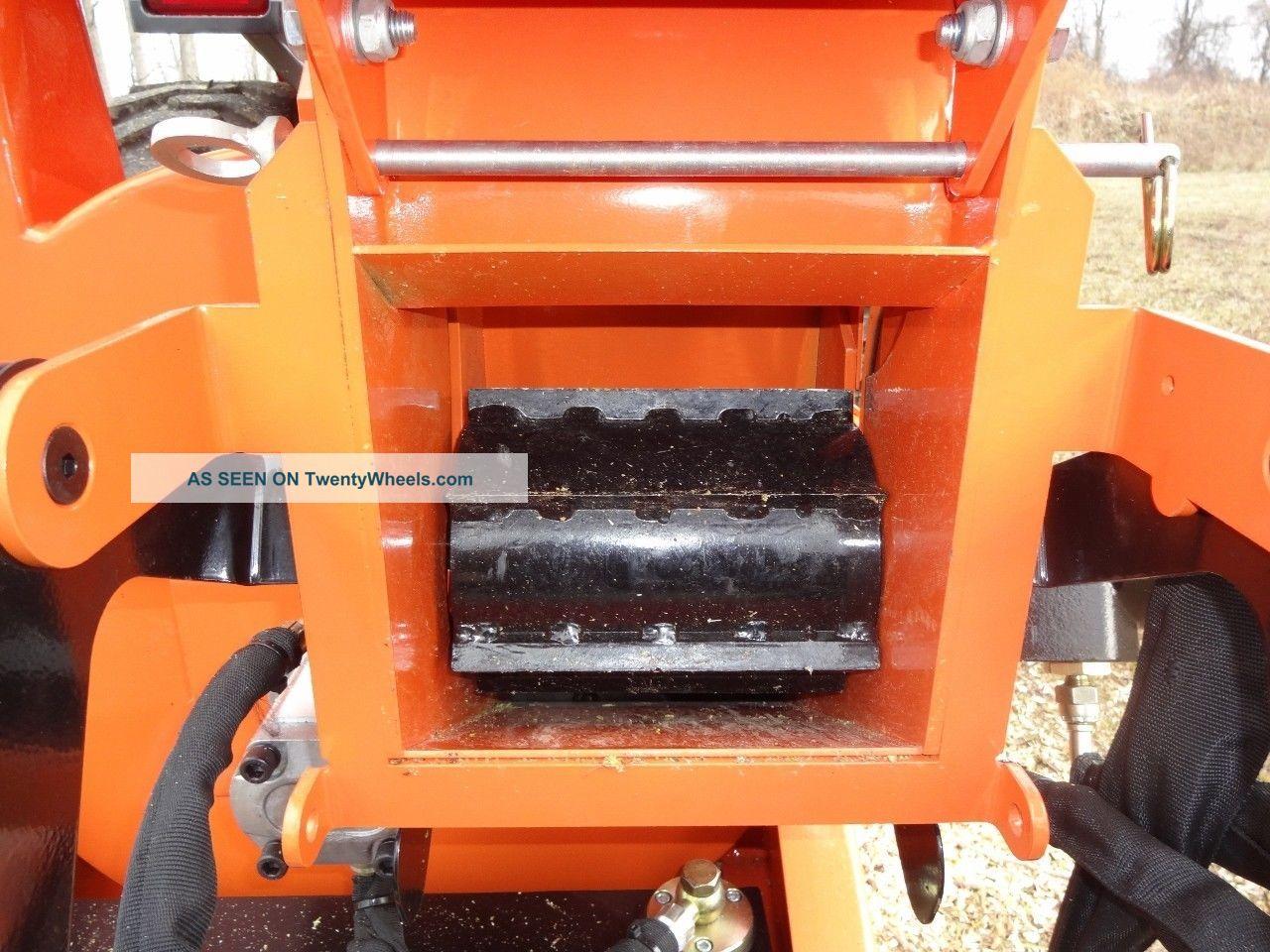 Woodmaxx Tm - 86h Wood Chipper