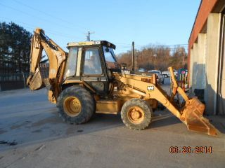 1993 416b Backhoe photo
