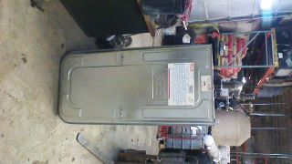 Residential Heating Oil Tank photo
