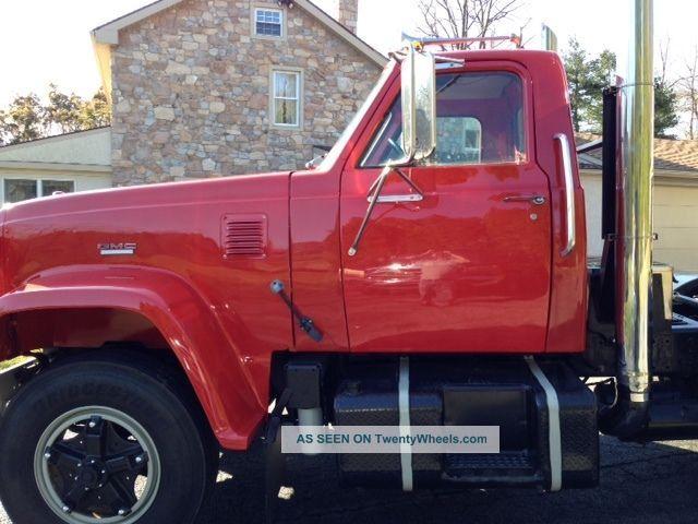 Gmc Commercial Trucks >> 1972 Gmc Mh9500