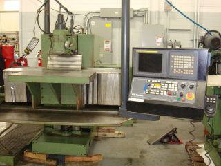 Deckel Fp5nc Milling Machine photo