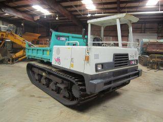 Ihi Ic45 - 2 Track Dump Truck,  99hp,  9,  000 Cap. ,  Machine photo