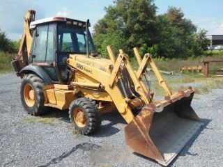 1995 Case 580 L Backhoe Loader photo
