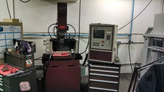 Hansvedt M - Pulse Ms - 4/3050 Edm Machine photo