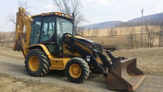 2002 Cat Caterpillar 420d It 4x4,  Extenda Hoe,  Erops,  Backhoe,  Loader,  Machine. . photo