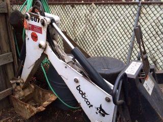 Bobcat Backhoe Attachment photo