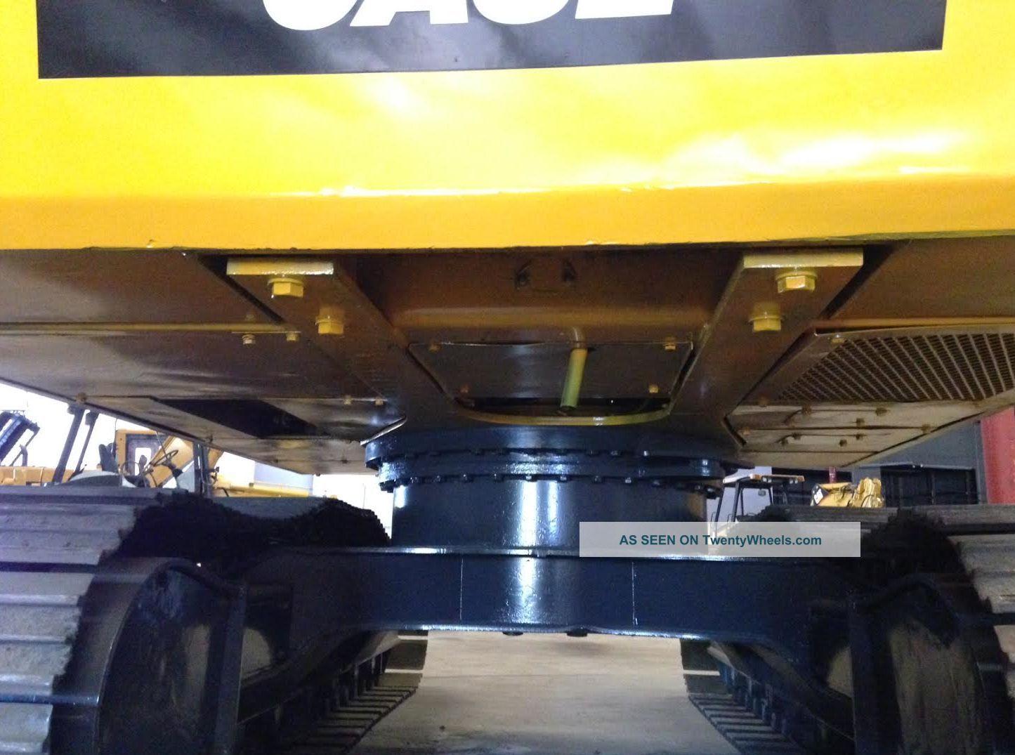 Case 9020 Hydraulic Excavator Cat Jd Komatsu Volvo