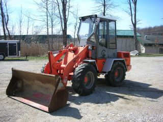 Coyote C8 Articulated Wheel Loader photo