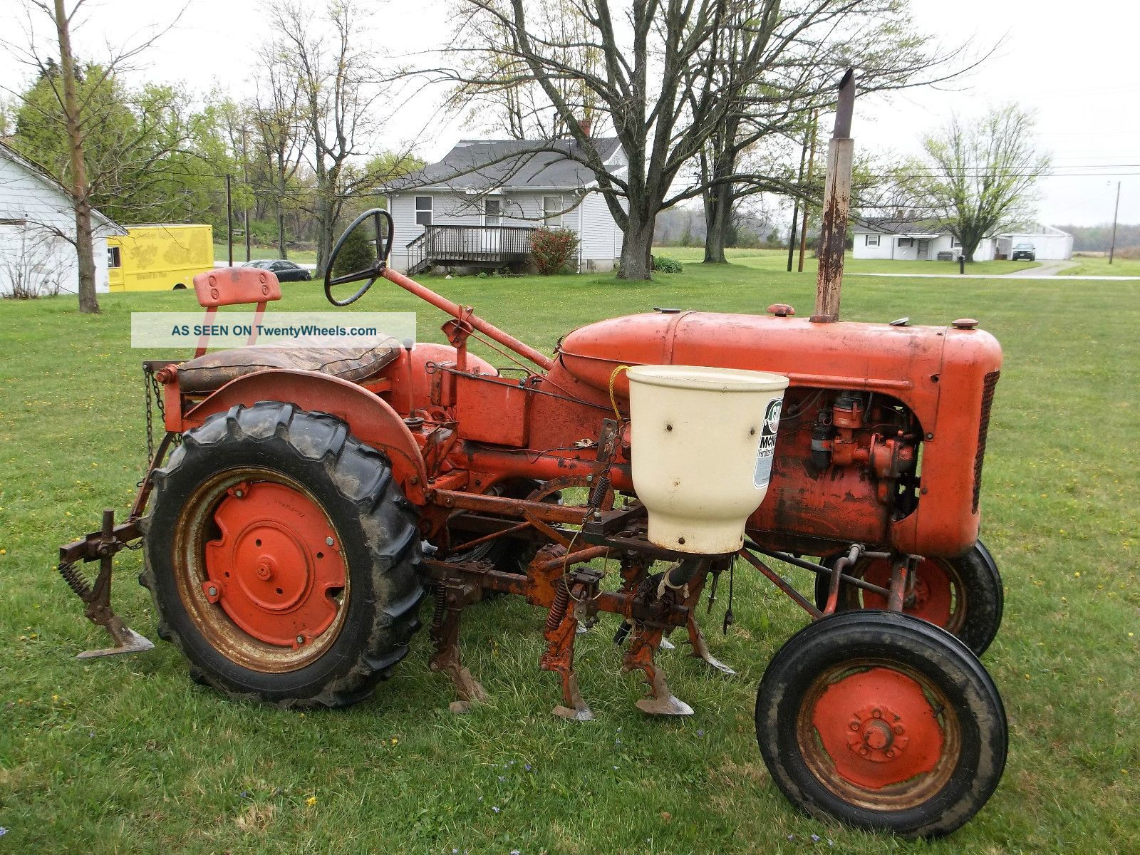 Allis Chalmers Ca Tractor