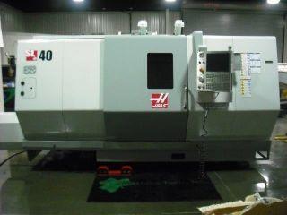 2008 Haas Sl40 Bb 7