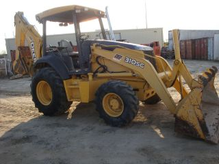 2005 John Deere 310sg 4x4 Loader Backhoe photo