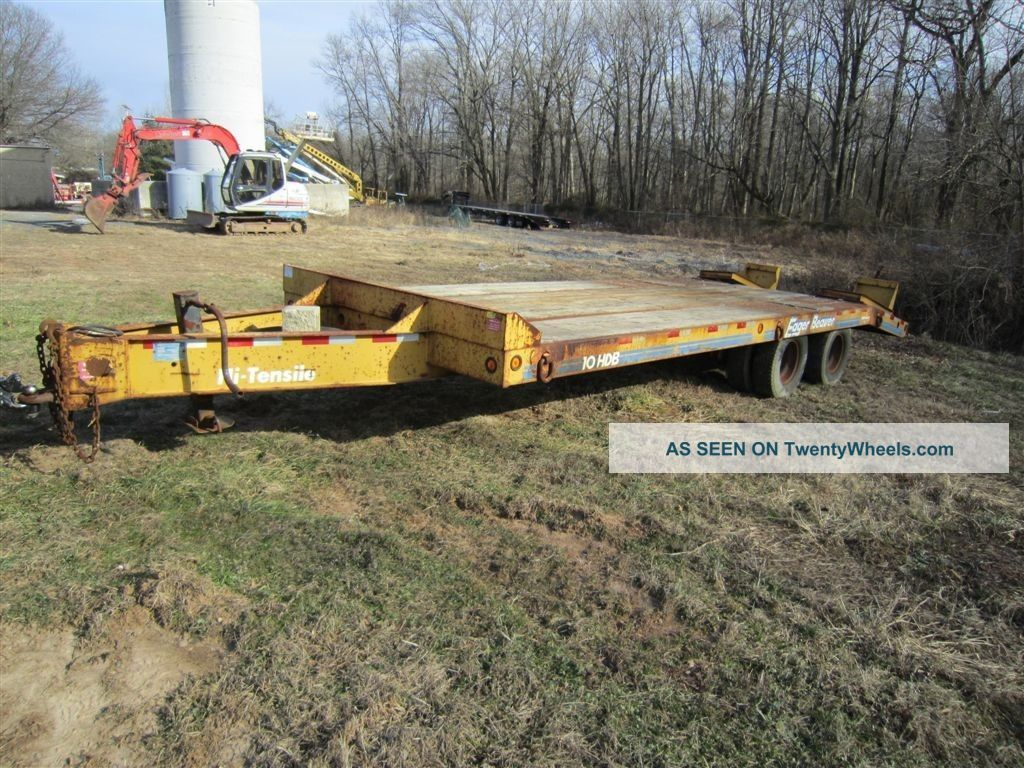 10 Ton Trailer Electric Brakes Worksheet And Wiring Diagram Troubleshooting 2000 Eager Beaver Attached Ramps Rh Twentywheels Com Equipment Brake Parts
