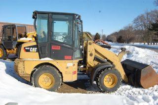 2007 Cat 904b Wheel Loader photo