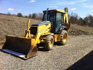 Deere 310sg Backhoe photo