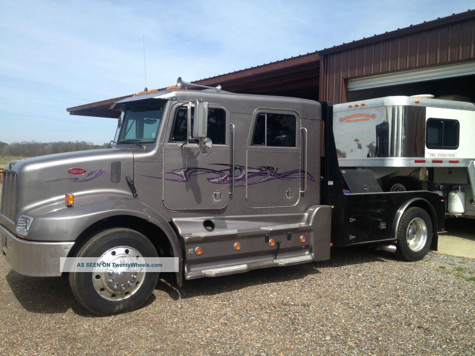 2014 Suspension Lifts 2000 Peterbilt 330 Other Medium Duty Trucks photo