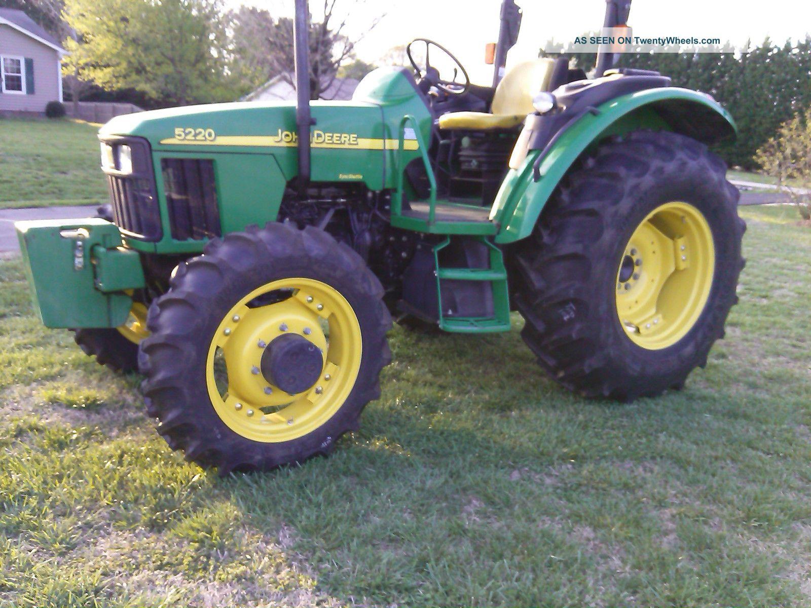John Deere Garden Tractors 4x4 : Tractor