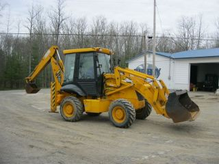 2004 Jcb 2012 Backhoe photo