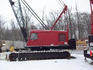 1969 Lima 1200sc 125 Ton Crawler Crane photo