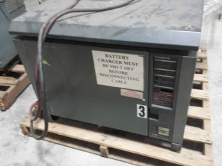 Fer100 Battery Charger (gnb Industrial Battery Co) photo