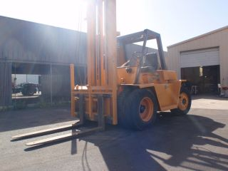 Forklift Caterpillar 15 K photo