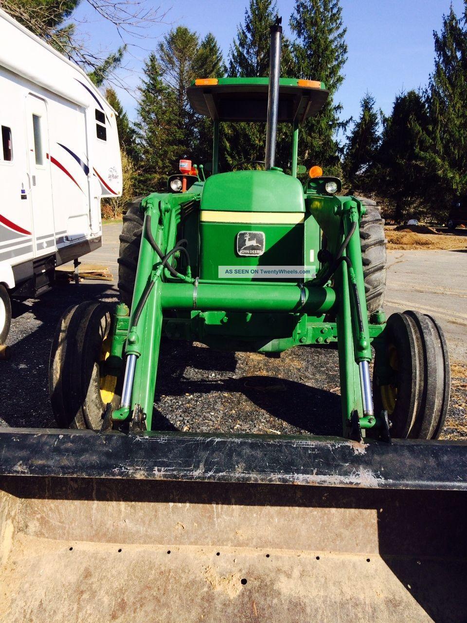 John Deere Tractor Diesel Lgw