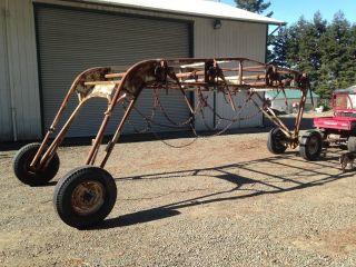 Farm Implement Equipment Carrier photo