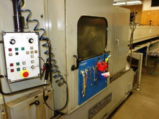 Schutte Af32 X 8 Spindle Cnc Multispindle Screw Machine photo