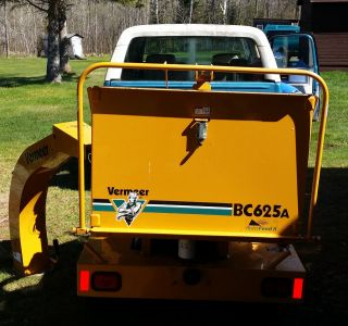 Vermeer Bc 625a Chipper Low - 289 Hours photo
