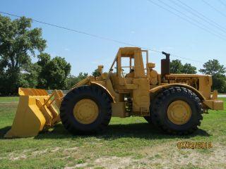 Cat 988 Wheel Loader 6 Yard Bucket 325hp photo