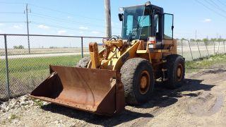 1996 Case 621b Wheel Loader,  Needs Work photo