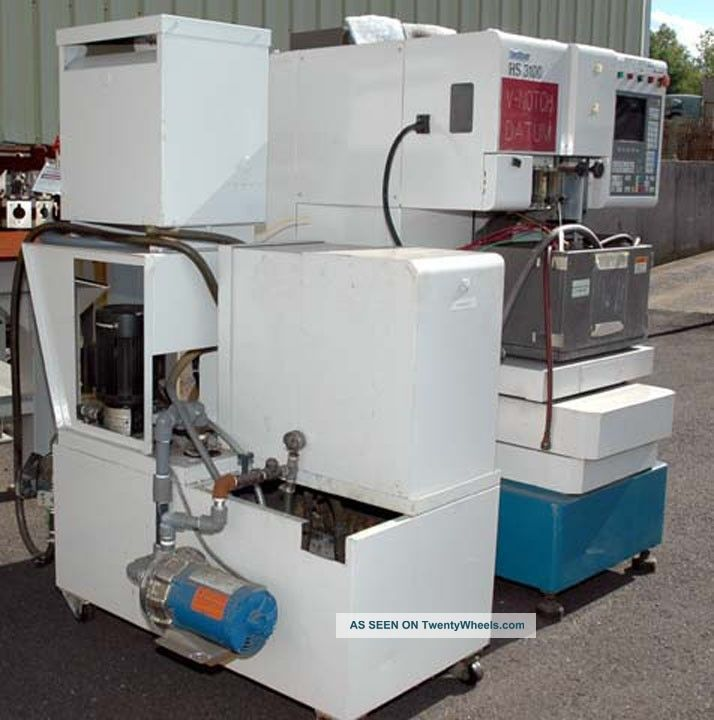 Brother Hs - 3100 Wire Cnc Edm Electrical Discharge Machine 2 Axis Submerged EDM Machines photo
