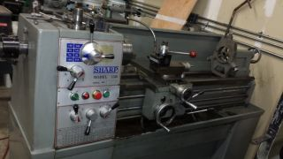 Sharp Precision Engine Gap Lathe Model 1340 photo