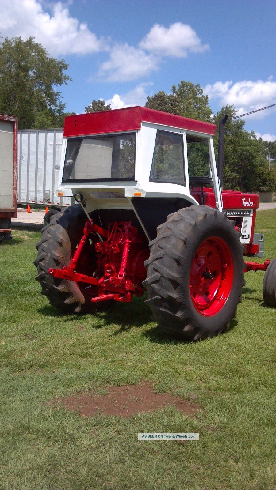 150 hp international turbo tractor tractors photo 3 images frompo