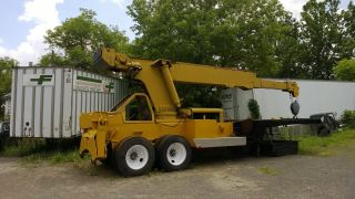Hydraulic Crane photo