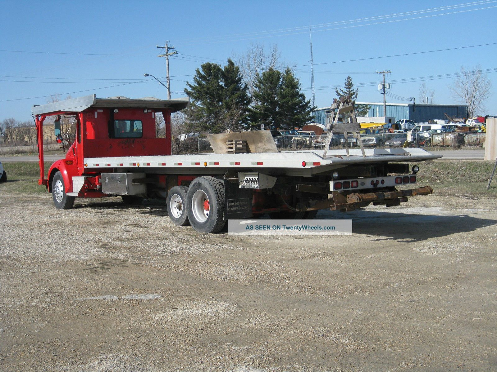 T300 Kenworth Up To 4 Car Hauler Other Heavy Duty Trucks photo