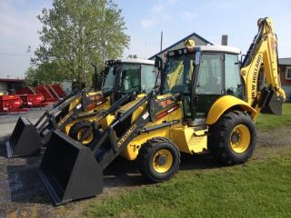 Holland Backhoe photo