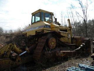 Cat D8l 1984 Dozer W/ripper - - Needs Tlc photo